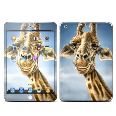 Apple iPad Mini Retina Skin - Giraffe Totem