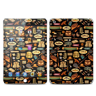 Apple iPad Mini Retina Skin - Gone Fishing