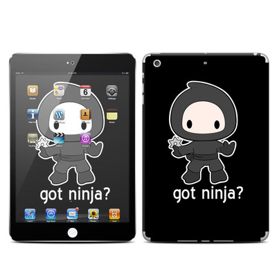 Apple iPad Mini Retina Skin - Got Ninja