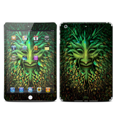 Apple iPad Mini Retina Skin - Greenman