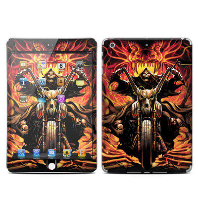 Apple iPad Mini Retina Skin - Grim Rider