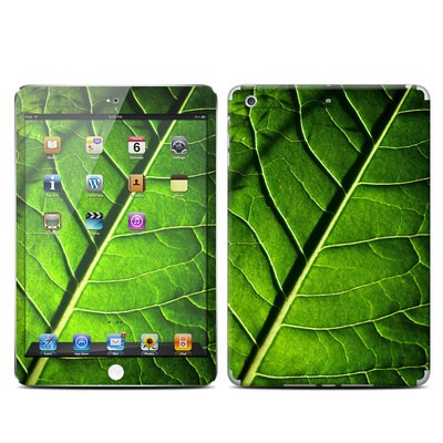 Apple iPad Mini Retina Skin - Green Leaf
