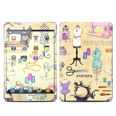 Apple iPad Mini Retina Skin - Haberdashery