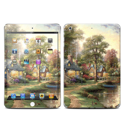 Apple iPad Mini Retina Skin - Hometown Lake
