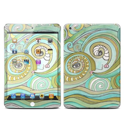 Apple iPad Mini Retina Skin - Honeydew Ocean