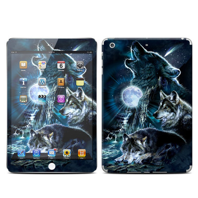 Apple iPad Mini Retina Skin - Howling