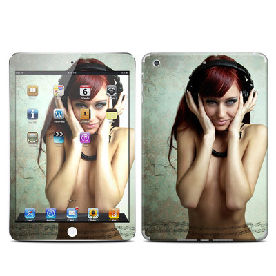 Apple iPad Mini Retina Skin - Headphones