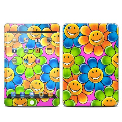 Apple iPad Mini Retina Skin - Happy Daisies