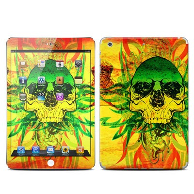 Apple iPad Mini Retina Skin - Hot Tribal Skull