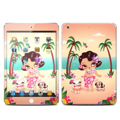 Apple iPad Mini Retina Skin - Hula Lulu