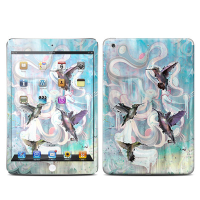 Apple iPad Mini Retina Skin - Hummingbirds