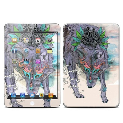 Apple iPad Mini Retina Skin - Journeying Spirit