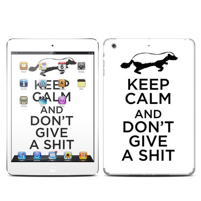 Apple iPad Mini Retina Skin - Keep Calm - HB