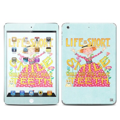 Apple iPad Mini Retina Skin - Life is Short
