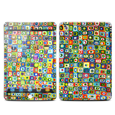 Apple iPad Mini Retina Skin - Line Dancing