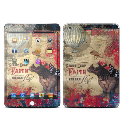 Apple iPad Mini Retina Skin - Leap Of Faith