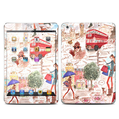 Apple iPad Mini Retina Skin - London