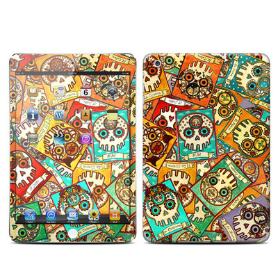 Apple iPad Mini Retina Skin - Loteria Scatter