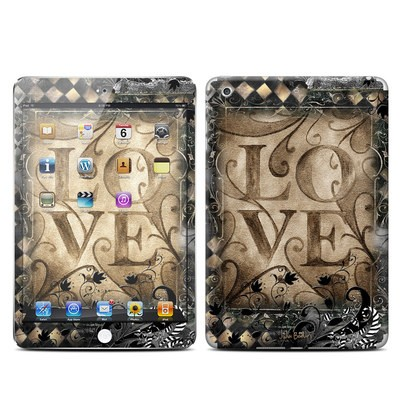 Apple iPad Mini Retina Skin - Love's Embrace