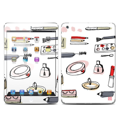 Apple iPad Mini Retina Skin - Makeup