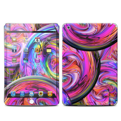 Apple iPad Mini Retina Skin - Marbles