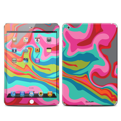 Apple iPad Mini Retina Skin - Marble Bright