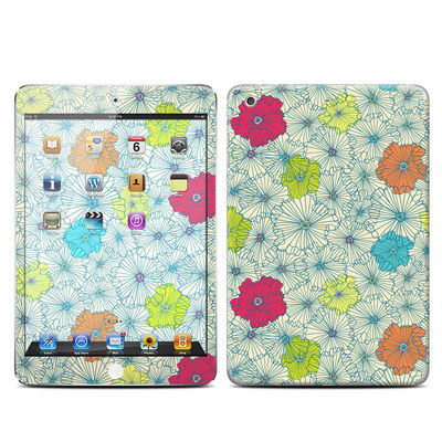 Apple iPad Mini Retina Skin - May Flowers
