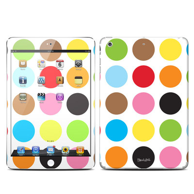 Apple iPad Mini Retina Skin - Multidot