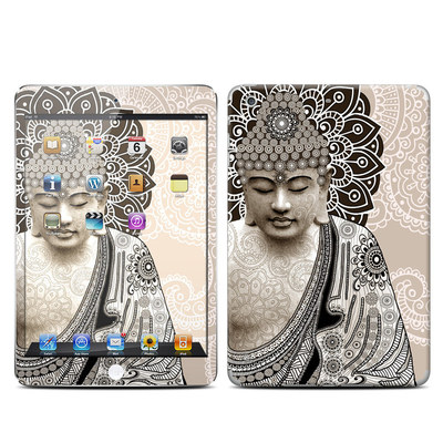 Apple iPad Mini Retina Skin - Meditation Mehndi