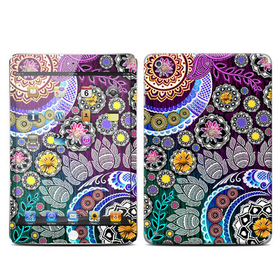 Apple iPad Mini Retina Skin - Mehndi Garden