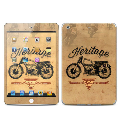 Apple iPad Mini Retina Skin - MotoGP Heritage