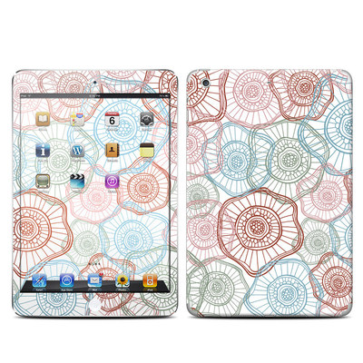 Apple iPad Mini Retina Skin - Micro Flowers