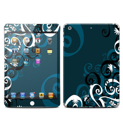 Apple iPad Mini Retina Skin - Midnight Garden