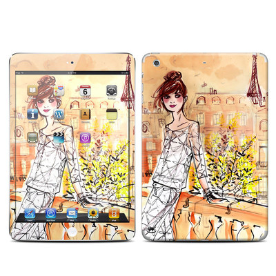 Apple iPad Mini Retina Skin - Mimosa Girl