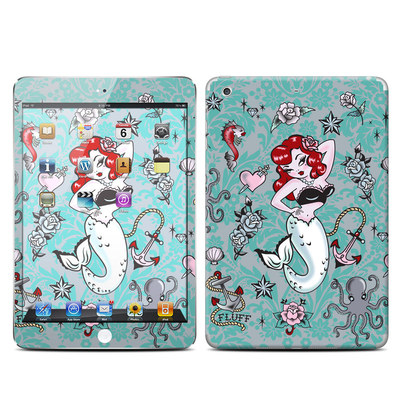Apple iPad Mini Retina Skin - Molly Mermaid
