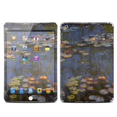 Apple iPad Mini Retina Skin - Monet - Water lilies