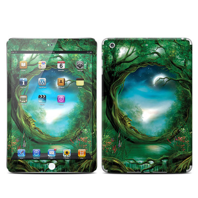 Apple iPad Mini Retina Skin - Moon Tree