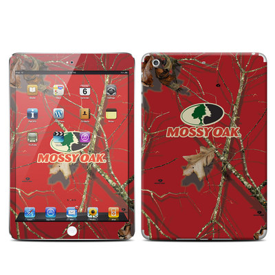 Apple iPad Mini Retina Skin - Break-Up Lifestyles Red Oak