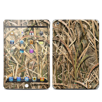 Apple iPad Mini Retina Skin - Shadow Grass Blades
