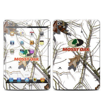 Apple iPad Mini Retina Skin - Break-Up Lifestyles Snow Drift