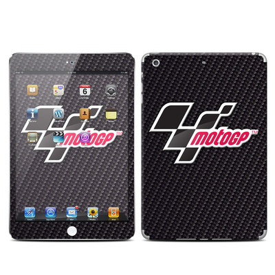Apple iPad Mini Retina Skin - MotoGP Carbon Logo