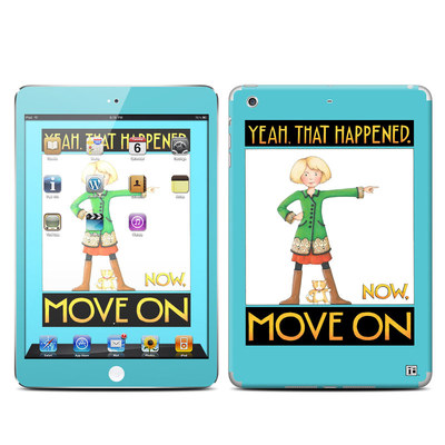Apple iPad Mini Retina Skin - Move On