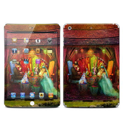 Apple iPad Mini Retina Skin - A Mad Tea Party