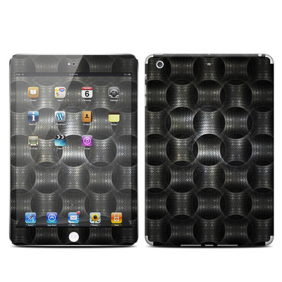Apple iPad Mini Retina Skin - Metallic Weave