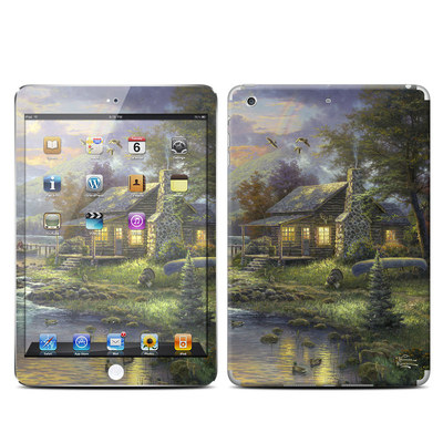 Apple iPad Mini Retina Skin - Natures Paradise