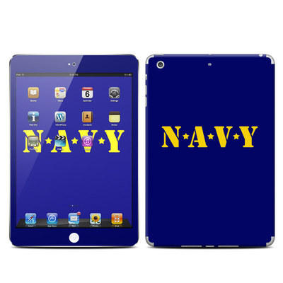 Apple iPad Mini Retina Skin - Navy