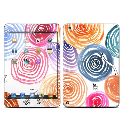 Apple iPad Mini Retina Skin - New Circle