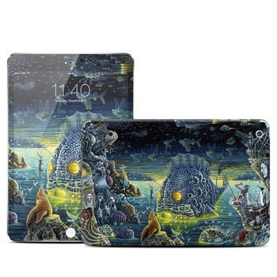 Apple iPad Mini Retina Skin - Night Trawlers