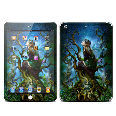 Apple iPad Mini Retina Skin - Nightshade Fairy