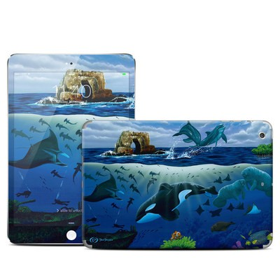 Apple iPad Mini Retina Skin - Oceans For Youth
